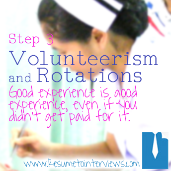 step3 Create An Effective Nurse Resume In Five Easy Steps (Resume Content Included)