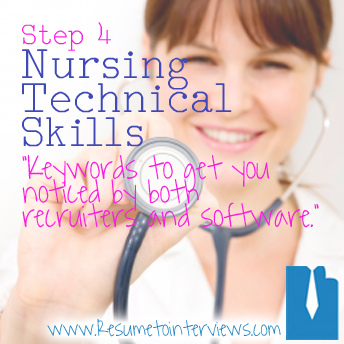 step4 Create An Effective Nurse Resume In Five Easy Steps (Resume Content Included)